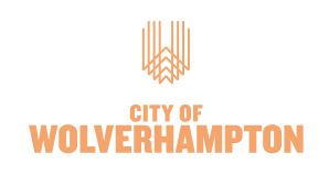 City Of Wolverhampton Logo 1 Orange